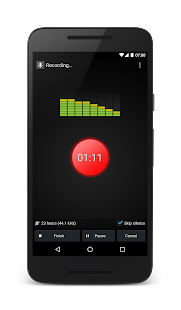 Smart Voice Recorder: miniatura da captura de tela