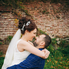 Wedding photographer Yuliya Petrova (Petrova). Photo of 24.10.2017