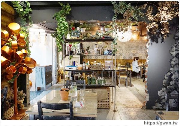 覓食廚房菜單 — 隱身巷弄的森林系餐廳,還有令人驚喜的起司泡泡燉飯