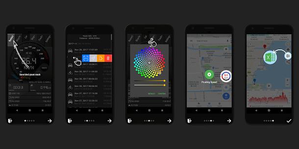 Digital Dashboard GPS Pro 7