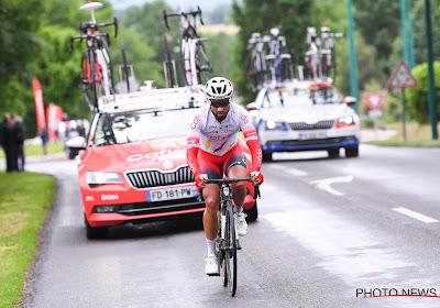 Nacer Bouhanni (Cofidis) niet geselecteerd voor de Tour