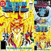 Legion of Super-Heroes (1980-1984)