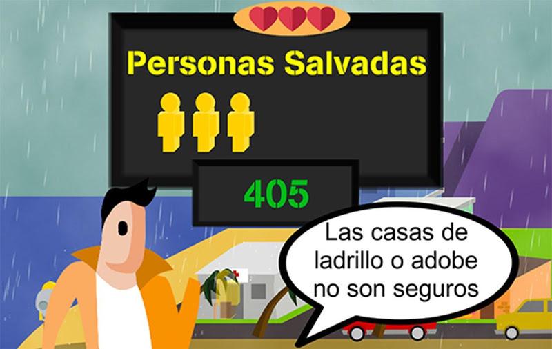 Скриншот Resguardo
