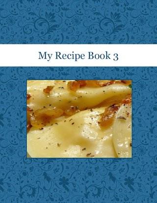 My Recipe Book 3