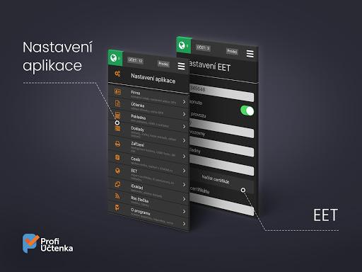 Profi u00dau010dtenka - EET 3.8 screenshots 3