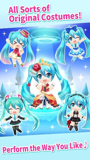 Hatsune Miku - Tap Wonder 1.0.1 screenshots 4