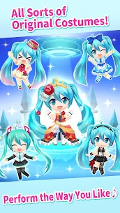 Hatsune Miku – Tap Wonder MOD Apk 1.0.1 (Unlimited Purchases) 4