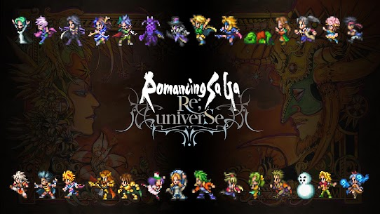 Romancing SaGa Re;univerSe MOD (Unlimited Money) 1