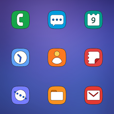 ONE UI - ICON PACK Screenshot Image