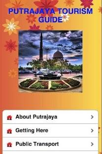 Putrajaya Tourism Guide 2016 - náhled