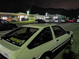 スプリンタートレノ AE86 GT-APEX 昭和61年式のカスタム事例画像 やわらかめさんの2020年02月24日15:42の投稿