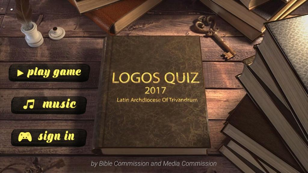 Logos Quiz 2017 by Latin Archdiocese of Trivandrum- screenshot