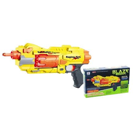 Blaze gevär med mjuka pilar