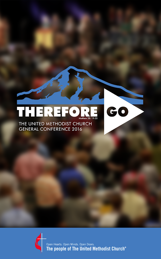 UMC General Conference 2016- screenshot