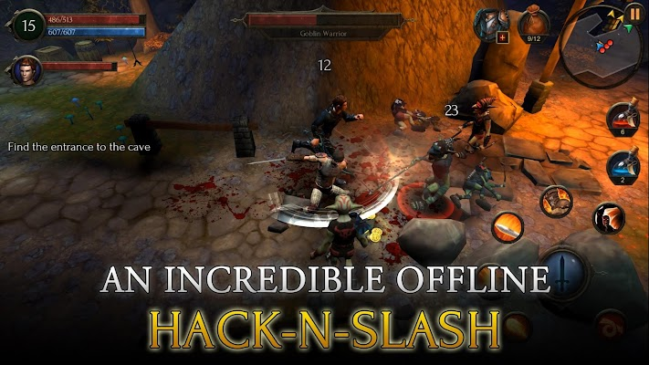 Arcane Quest Legends Screenshot Image