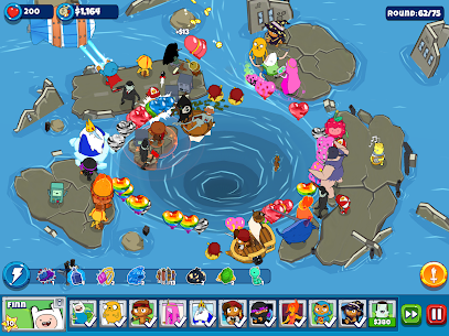 Bloons Adventure Time TD Mod Apk (Unlimited Money) 9
