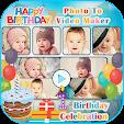 Birthday Photo Video Editor