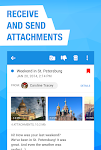 screenshot of Mail.Ru for UA – Email for Hotmail, Outlook & i.ua