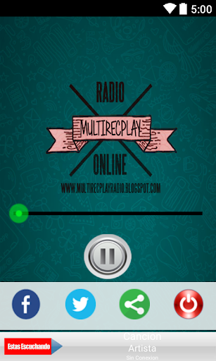 Multirecplay Radio