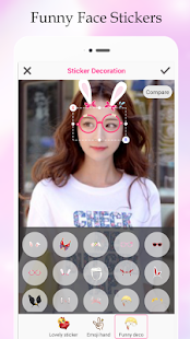 BestieCam - Selfie Beauty Makeover Screenshot