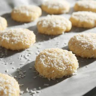 Hawaiian Pineapple Coconut Cookies.
