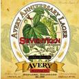 Logo of Avery Seventeen Dry Hopped Black Lager