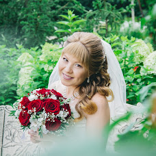 Wedding photographer Darya Vasyukyavichyus (vasukyavichus). Photo of 01.10.2016
