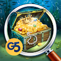 The Hidden Treasures: Find Hidden Objects・Match 3 icon