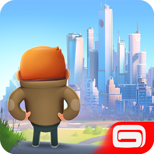 City Mania: Town Building Game (game)