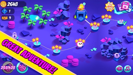 Bouncy Buddies MOD (Unlimited Gold Coins) 4
