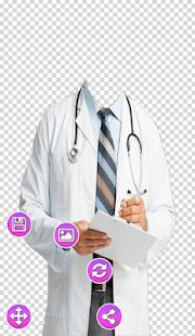 Amazing Doctor Photo Frame - náhled