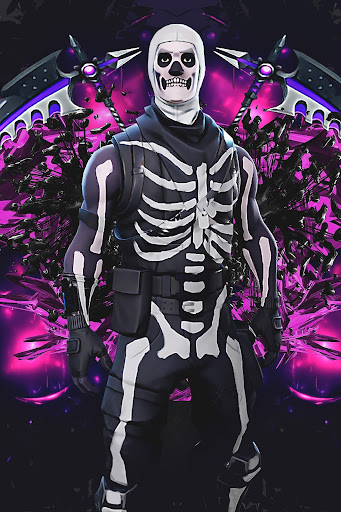 Download Wallpapers Skull Trooper For Android Wallpapers Skull