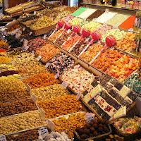 Il mercato di Barcellona