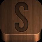 Dark Wood Icon Pack icon