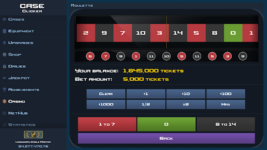 Case Clicker 2- screenshot thumbnail
