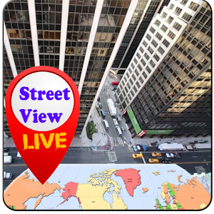 Street Live View: Satellite Earth Map
