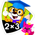 Pinkfong Fun Times Tables: Toddler Math icon