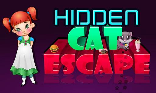 Hidden Cat Escape