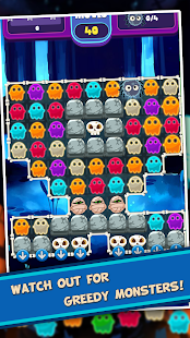 Ghost Blast : Match 3 Puzzle King - náhled
