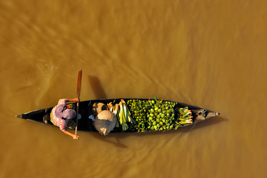 by Robby Fakhriannur - Transportation Boats