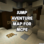 Adventure map for Minecraft PE
