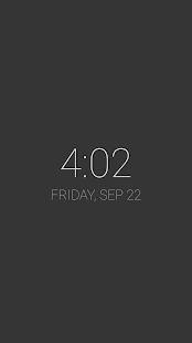KLCK Kustom Lock Screen Maker Screenshot