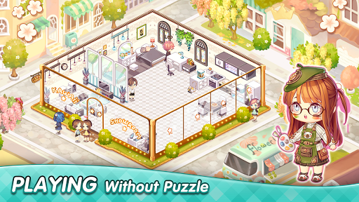 Kawaii Home Design - Decor & Fashion Game  screenshots 2