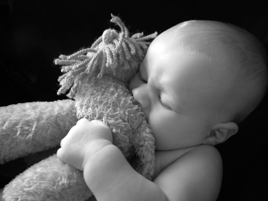 Tight Squeeze by Erin Perkins-Watry - Babies & Children Children Candids ( children )
