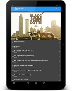 Mix.Hiphop Mixtapes- screenshot thumbnail