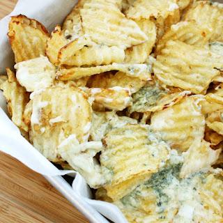 Blue Cheese Nachos Recipes.