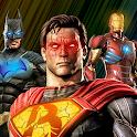 Superhero Fighting Immortal Gods Ring Arena Battle icon