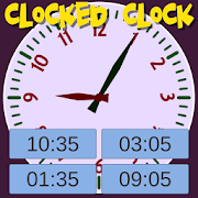 Clocked Clock - Kids learn clock