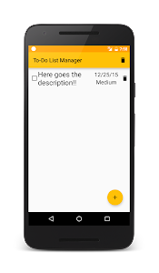 To-Do List Manager screenshot 2