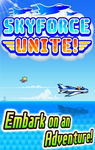 Skyforce Unite! Screenshot